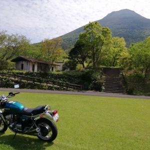 CB400four × さつま富士