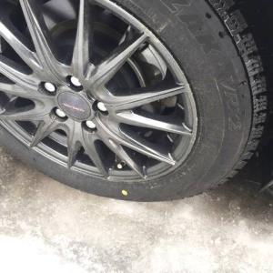 元ペーパードライバー、車のタイヤの空気入れができるようになった。
