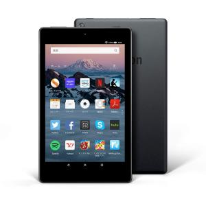 【Amazon】ブラックフライデーセールでFire HD8タブレットが5,480円!キッズモデルも最大33%オフ! 11/24まで!