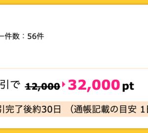 【ハピタス】本日限定! auカブコムFX が32,000pt(32,000円)にアップ!