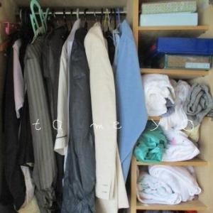 【衣類の処分方法】着物と夫のスーツを町会の資源回収へ!心が軽くなった
