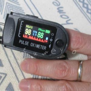 パルスオキシメーターをネット購入、喫煙者やネイルの方が計測するコツ