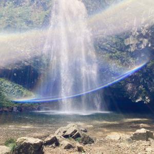 夏至を迎える前に夏至のパワーを取りに行く☆出雲 龍頭が滝