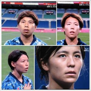 東京オリンピック サッカー女子 ⚽ 準々決勝