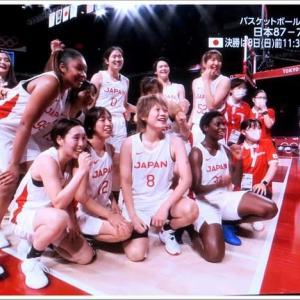 東京オリンピック バスケ女子🏀 準決勝!