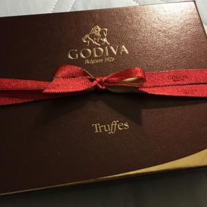ハッピーバレンタイン☆夫から贅沢なプレゼントをもらった(*ノωノ)