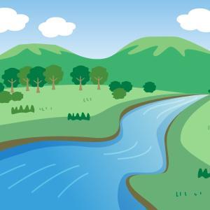 本日のPC教室アートにて・ねずみが川を・・・・・