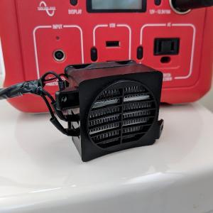 電気ママゴト2(100wミニファンヒーター)