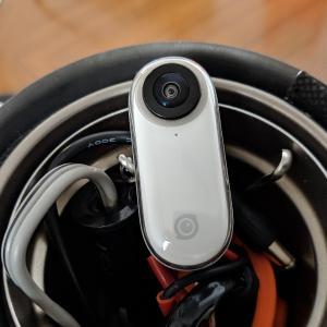 アクションカメラ Insta360 Go