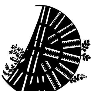 No.248:鳥たちのつどう塔