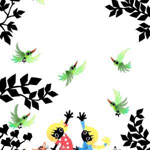 No.261:鳥たちからの贈り物
