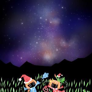 No.272:星空を見上げる妖精たち