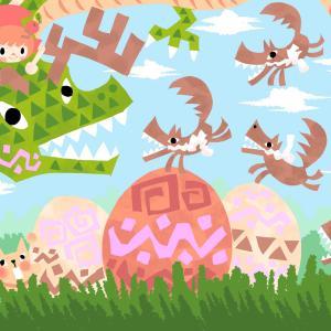 No.327:竜の卵