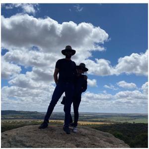 次女夫婦、西オーストラリアの旅。