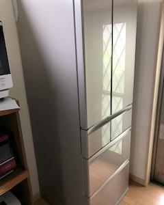 やっぱり冷蔵庫は必需品