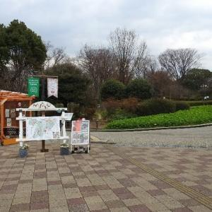 福岡市動物園にシロサイを見に行きました