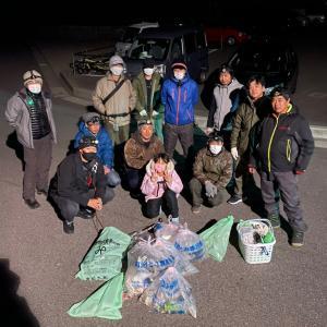 GOTO南国2 ゴミ活報告