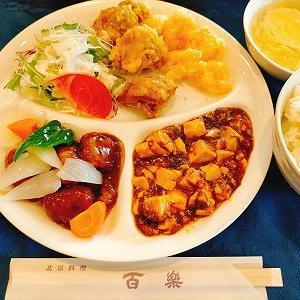 子連れで『天王寺百楽』で中華ランチ。淡水・海水魚展も鑑賞したよ
