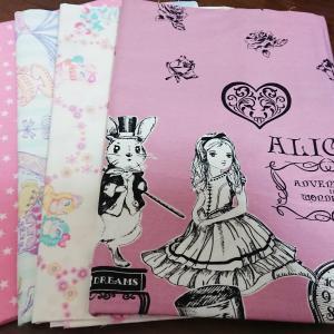 【布買い】去年買ったドリームの入園入学生地福袋(女の子向け)