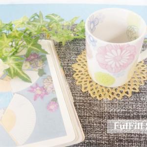 ご友人へ心を込めた特別なプレゼント・ポーセラーツで作る・名前入りオーダーマグカップ