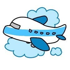 飛行機搭乗の楽しみ