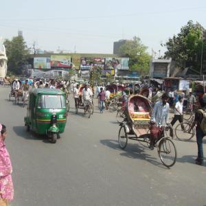バングラデシュ旅行の思い出