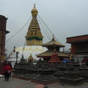 ネパール旅行の思い出