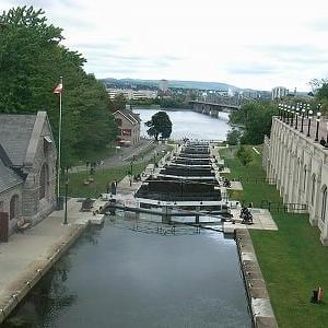 世界遺産「北米で最古!カナダのリドー運河」