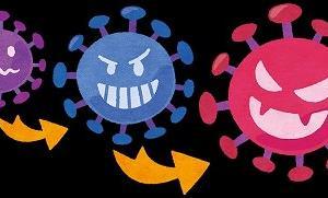 テレビは五輪一色~コロナの変異株でワクチンが効かなくなる恐れも