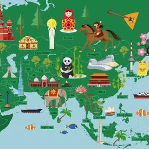 歌謡曲でめぐるアジアの旅(50選)