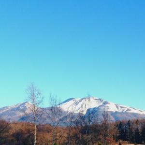 【軽井沢便り】ここ数日は軽井沢も暖かかったのですが…今朝はチョット寒かったですね。