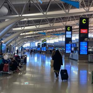 2020.2ソウル こんな時に・・・渡韓してました。空港、現地の様子をちょっぴりレポ