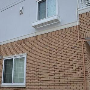 Web内覧会★レンガタイルの外壁、ザ・一条?!