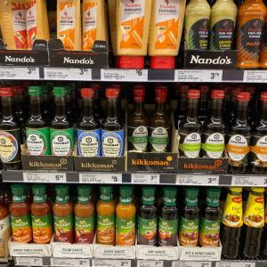 シドニーのスーパー日本食事情