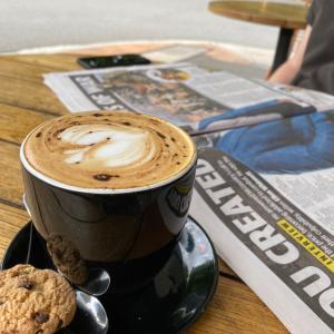 土曜コーヒー