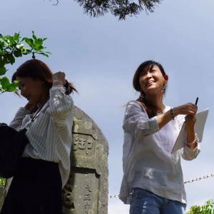 逗子森戸神社と江ノ島デート写真