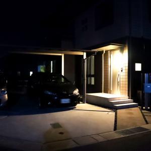 お家の外灯ってどうされていますか?灯りは行き届いていますか!?