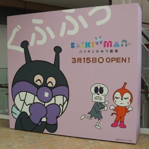 福岡の原鶴温泉・泰泉閣とアンパンマンミュージアムとイチゴ狩りに行ってきました☆