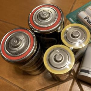 アルカリ電池・マンガン電池の使い分け