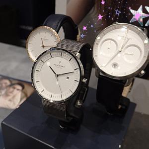 プレゼントにぴったり!北欧スタイルの美しい腕時計♡