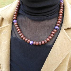 今までの数珠の中でも、一番しっくりきてます
