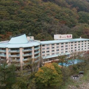 伊藤園ホテル湯の陣へ行ってきました