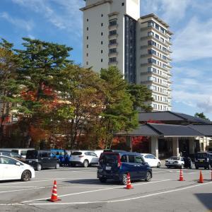 草津温泉ホテル櫻井に行って来ました