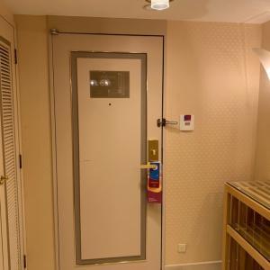 ANAクラウンプラザホテル京都宿泊記(スペリオアスイートルーム・トップフロアサロン)