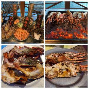 ロブスターやオマール海老食べ放題!ルネッサンスリゾートオキナワ コーラルシービュー カリビアンロブスターフェア