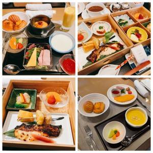 HOTEL THE MITSUI KYOTO朝食の内容は?(和朝食・アメリカンブレックファースト・子供用朝食)