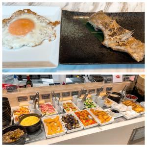 2021年6月コートヤードバイマリオット大阪本町「STITCH」朝食ブッフェメニュー紹介