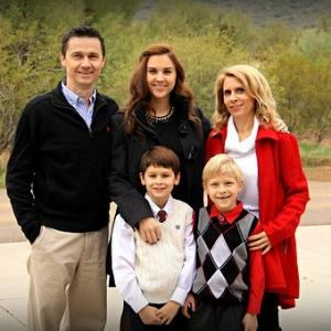家族 ครอบครัว