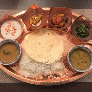 barefoot Curry ベアフット カリー (大阪市中央区)インド・ネパール料理