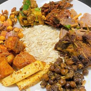 ネパール料理で忘年会 @ 某所